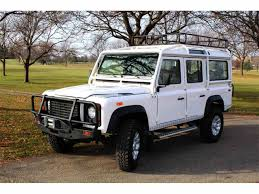 vintage land rover defender classic land rover defender for sale on classiccars com pg 2