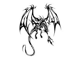 free designs taugh dragon tattoo wallpaper clip art library
