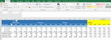 how to make a calculation table in excel excel create a dynamic calculated item in pivot table stack
