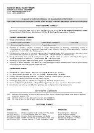 Senior Civil Engineer Resume Sample Senior Electrical Engineer Resume Sample Free Resume Example And