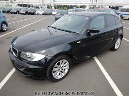 2008 bmw 1 series used 2008 bmw 1 series 116i aba ue16 for sale bf675924 be forward