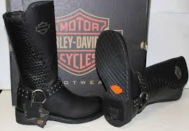 biker riding boots harley davidson pamela motorcycle boots leather for women