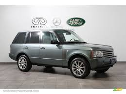 land rover metallic 2006 land rover range rover hse in giverny green metallic 215654