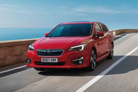 subaru impreza new subaru impreza prices and specification announced carbuyer