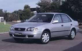 toyota corolla sedan price toyota corolla ascent 2000 price specs carsguide
