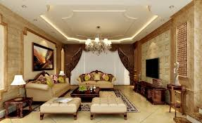 3d uk living room with neo classical style furniture 3d house