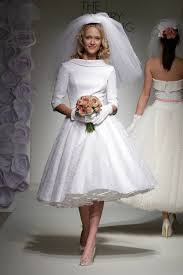 50 s wedding dresses 50s style wedding dress awesome fifties wedding dresses 3