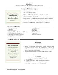 Sample Resume Format For Experienced Software Test Engineer by Resume Operations Manager Sample Resume Sample Resume For
