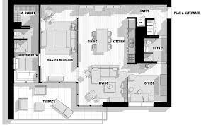 Loft Apartment Floor Plan City Apartment Floor Plan Couples Interior Design Ideas
