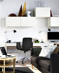 office living room home office in living room image credit cup of jo home office in