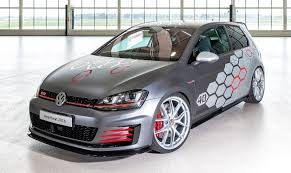 volkswagen polo gti 2016 vw golf gti heartbeat concept for wörthersee 2016