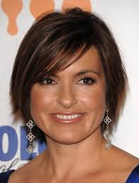 hairstyles to add more height round shape face mariska hagirty a shorter face with a softly