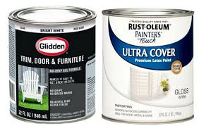 best paint for furniture my two favorite glossy white paints in my own style