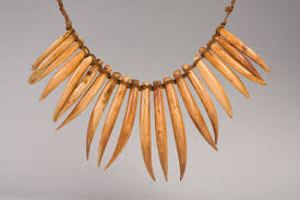 tooth necklace images Bowers museum the bowers blog whale tooth necklace fiji islands jpg