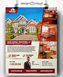 real estate flyers templates free simple real estate flyer template real estate ref pinterest
