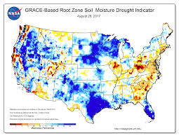 Where Is Ohio On The Map by Drought August 2017 State Of The Climate National Centers