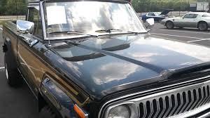 jeep j10 golden eagle 1978 jeep j10 honcho 4x4 360ci motor pick up truck youtube