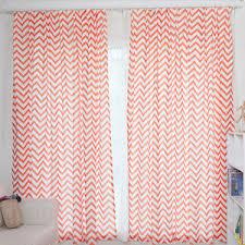 Pink And Orange Curtains Orange Curtains Orange Sheer Curtains Orange Patterned Curtains