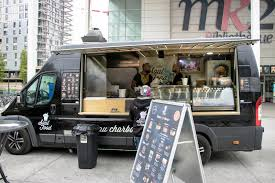 camion cuisine entrée to black soul food the food truck