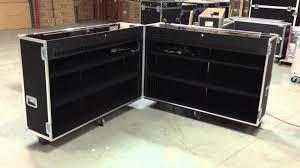 Merchandise Display Case Multi Caisses Merch Case Youtube