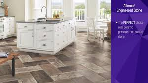Laminate Flooring Over Ceramic Tile Alterna Armstrong Flooring Residential