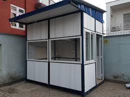 china american type eps steel modular container house fold out