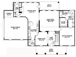 Colonial Floor Plans 4 Bedroom Colonial Floor Plan So Replica Houses
