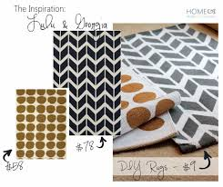 Diy Kitchen Rug Lulu Inspired Rugs Painted Rugs Home Made By Carmona