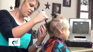 3year old straight fine haircut how to cut a line bob haircut for little girls hairstyles youtube