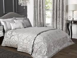 Silver Duvet Cover Silver Grey Duvet Covers Home Design Ideas