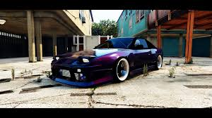 old nissan 240 gta 5 nissan 240sx mod teaser youtube