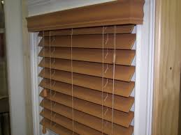 Mahogany Faux Wood Blinds 2 Inch Faux Wood Blinds White Wooden Blinds With White Window