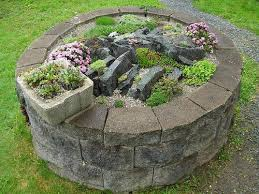 miniature rock garden home design ideas and pictures