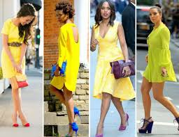 Canary Yellow Dresses For Weddings What To Wear With A Yellow Dress
