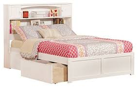 full size storage beds amazon com