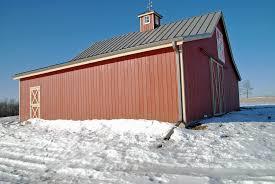 best wood barns country basic i