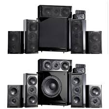 home theater box rsl speaker systems cg24 5 1 home theater speaker system overview