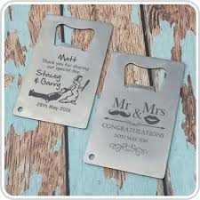 wedding bottle openers 7 wedding favours for your wedding guests stay at home