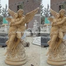 statues de jardin en pierre décorative extérieure jardin pierre ange statue statues id de