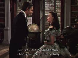 Gone With The Wind Meme - gone with the wind scarlett ohara gif find share on giphy