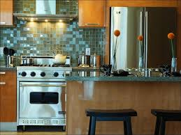 kitchen stainless steel range backsplash modern backsplash