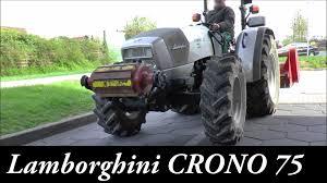 first lamborghini tractor wow lamborghini crono 75 traktor tractor trattore an der