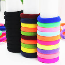 hair holders lot candy fluorescence colored hair holders high quality rubber