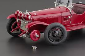 alfa romeo 6c die cast cmc 1930 alfa romeo 6c savage on wheels