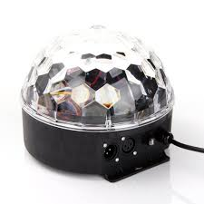 supertech led magic ball light instructions tzou disco stage led rgb crystal magic effect dot light ball disco