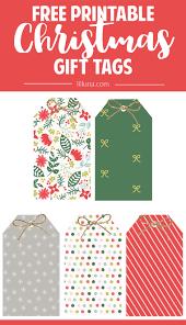 free christmas gift tags 2016 christmas planner lil u0027 luna