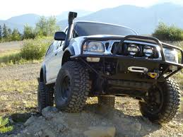 2002 toyota tacoma front bumper badland bumpers front bumpers
