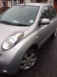 nissan micra petrol mileage nissan micra 1 2 16v n tec 5dr petrol with low mileage in alum