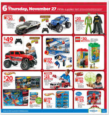 black friday 2017 target ad black friday deals see what u0027s on sale at target and walmart fox40