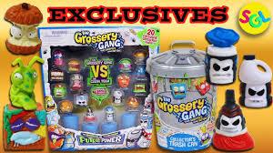 grossery gang series 3 exclusive putrid power mega mystery pack